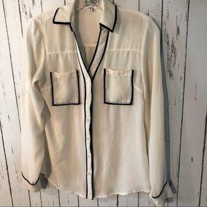 Express Portofino work shirt